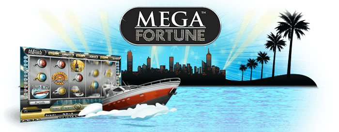 Speel Mega Fortune bij Sir Jackpot Casino