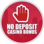 no deposit bonus casino 2018